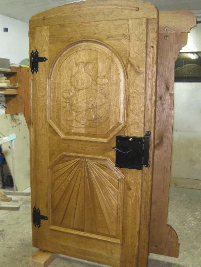 masivna vrata za klet