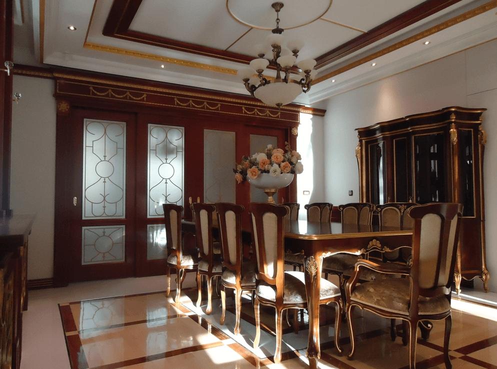 prestižna hotelska jedilnica