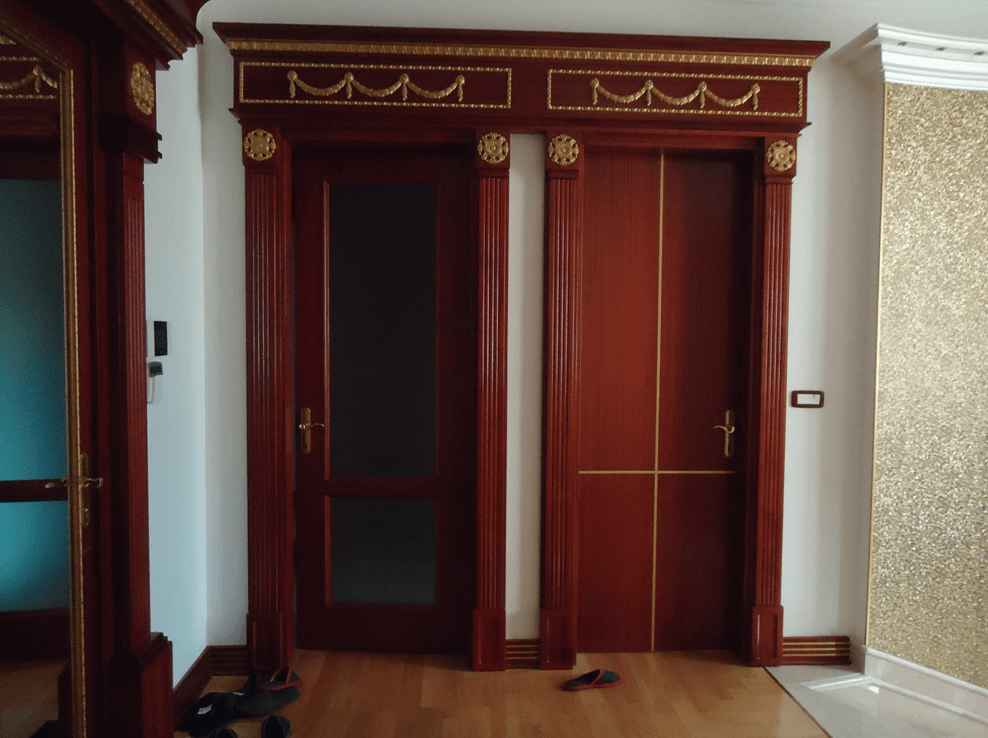 prestižna vrata za hotelske sobe