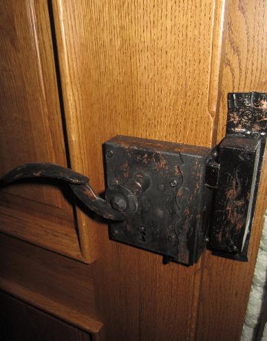 pribitna ključavnica