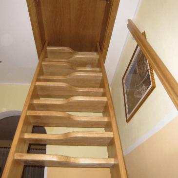 Strme račje stopnice