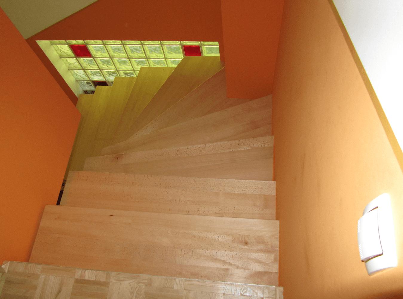 Nastopne stopnice slika oz zgoraj