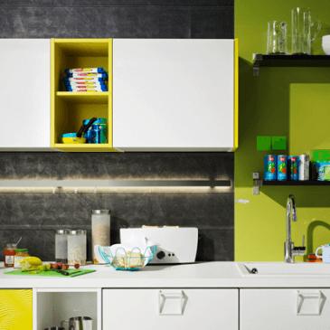 Kakšno barvo kuhinje izbrati?