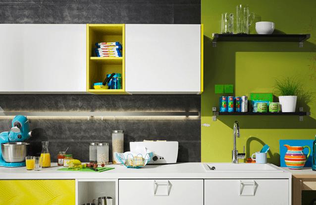 barve za kuhinjo