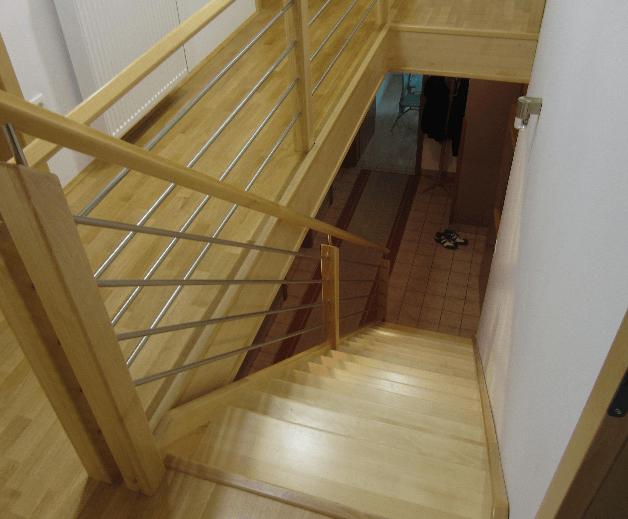 finalna obdelava stopnišča