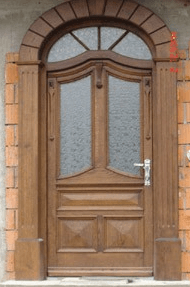 izdelava vhodnih vrat