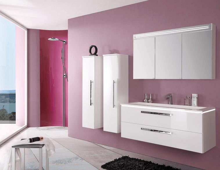 kopalniški blok bele barve