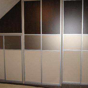 Značilnosti vgradnih omar za različne prostore