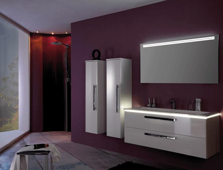 osvetlitev kopalnice