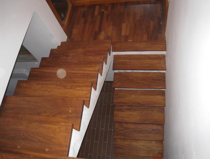stopnišče na beton