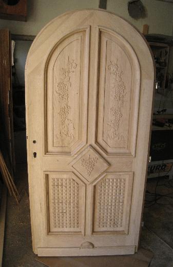 vrata za klet