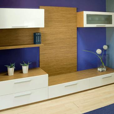 Opremljanje dnevne sobe – kako izbrati barve?