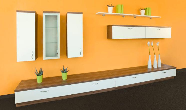 elementi enostavne dnevne sobe