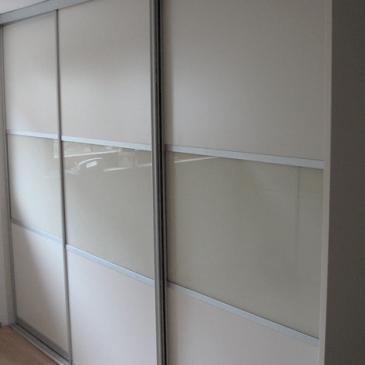 Vgradne omare in izbor materialov