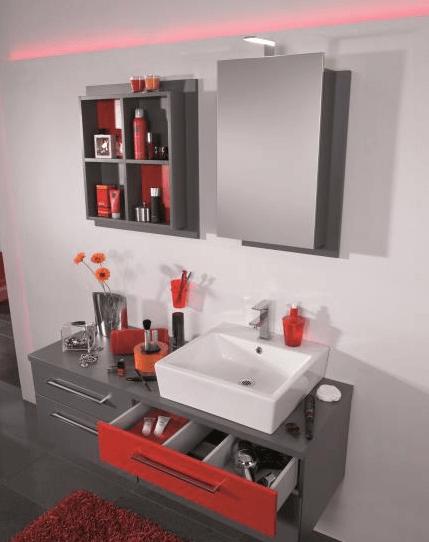 kopalniška omarica s predali