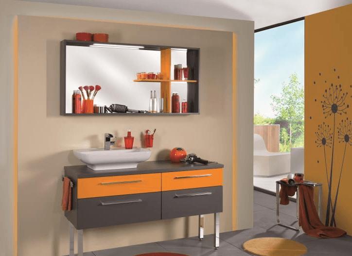 kopalniška omarica umivalnik