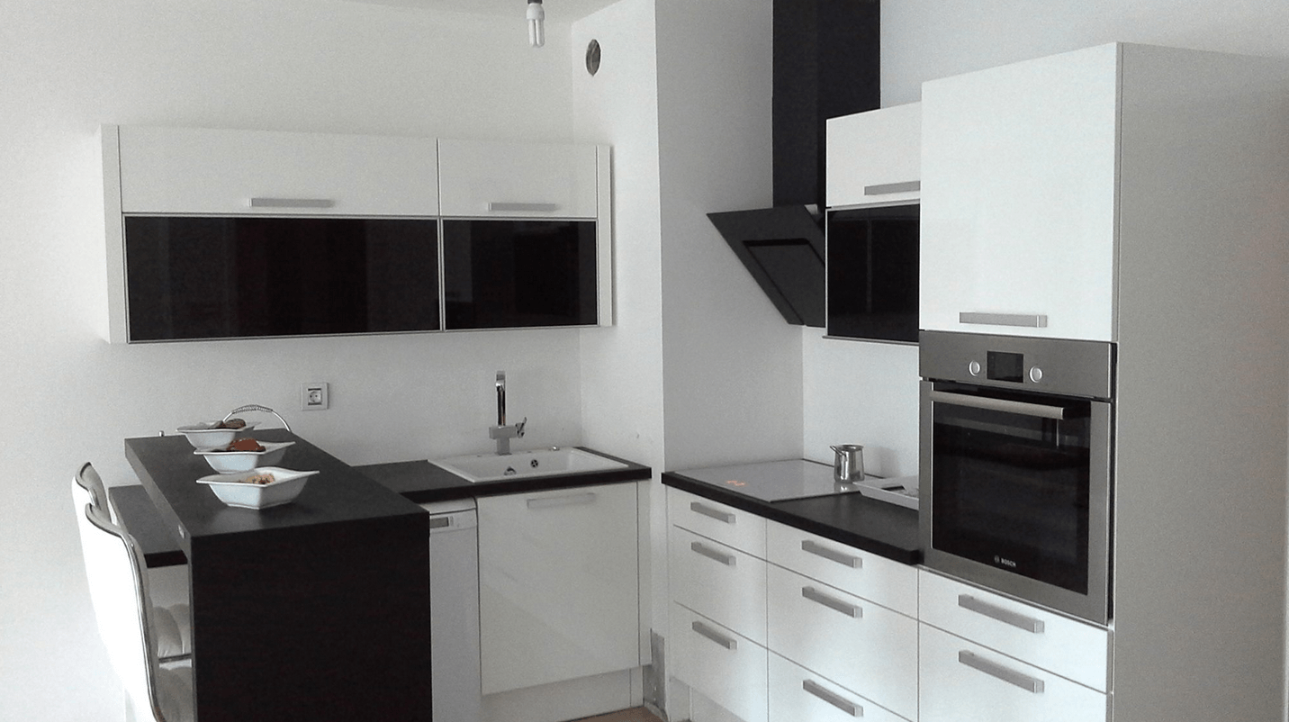 opremljanje kuhinje