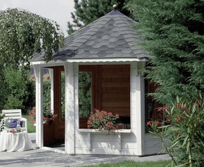 leseni vrtni paviljoni
