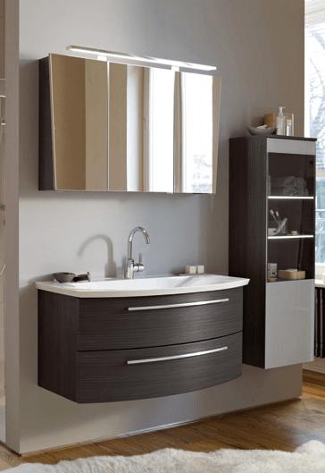 majhne kopalnice tople barve