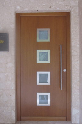 moderna zunanja vrata