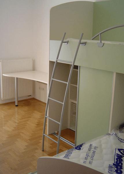 otroška soba pograd po meri