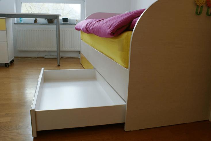 posteljni okvir