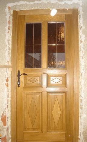zunanja vrata vhod