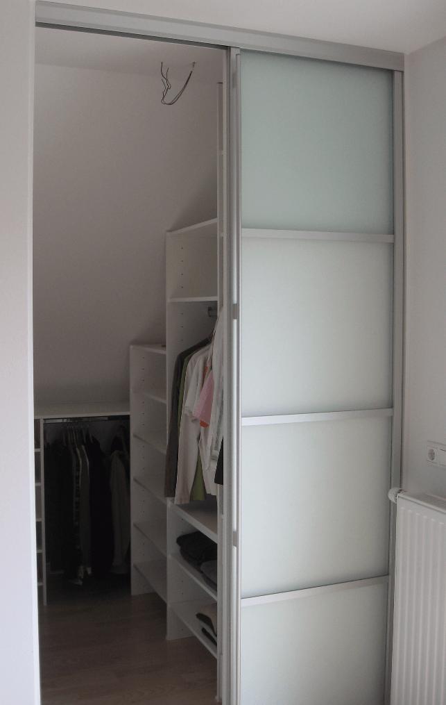 izdelava garderobne sobe