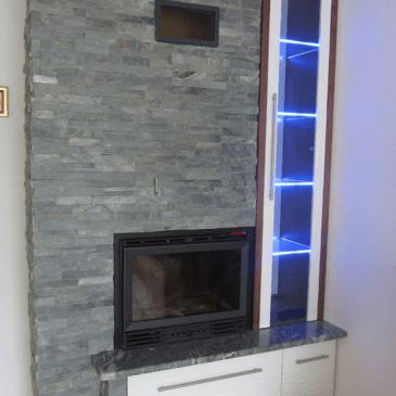 3 moderne dnevne sobe, izdelane po naročilu