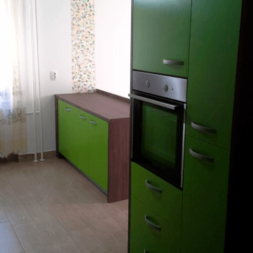 Primer prenove kuhinje v starejši hiši v okolici Maribora