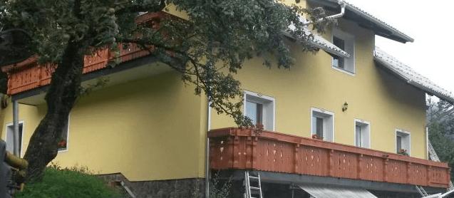 masivna balkonska ograja