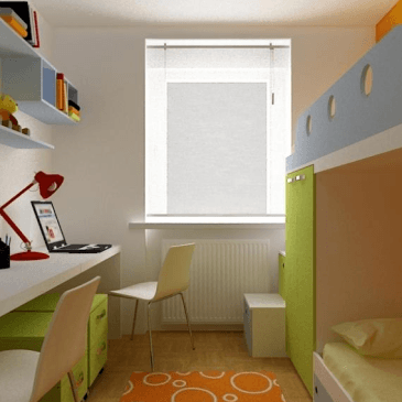 Temeljito o pohištvu za otroške sobe