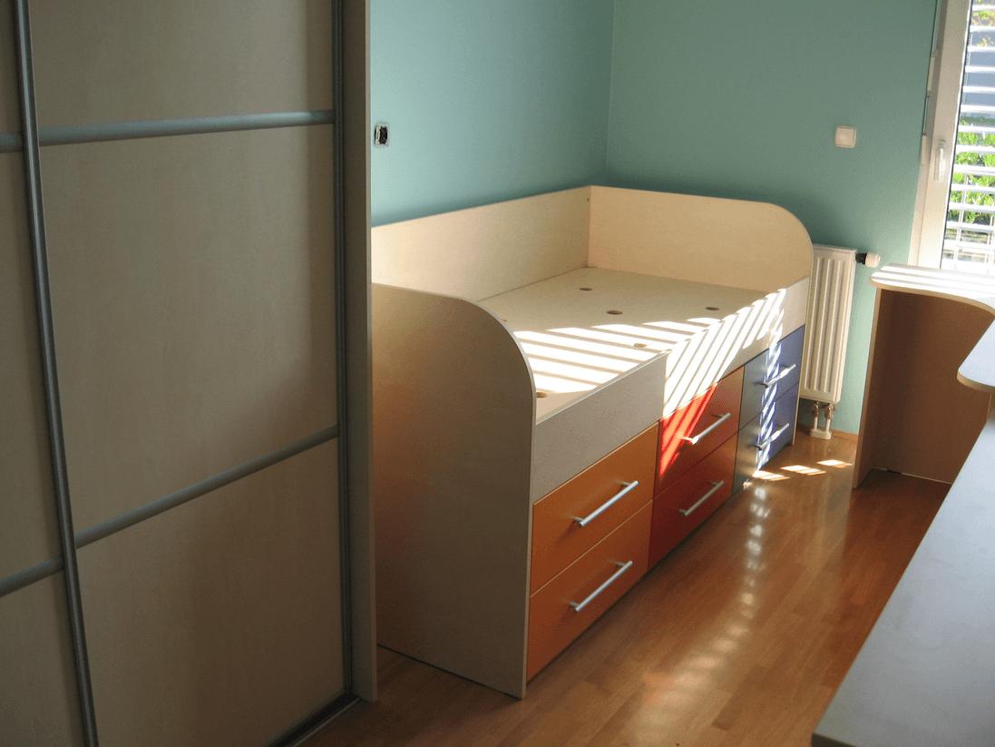 otroško pohištvo po meri