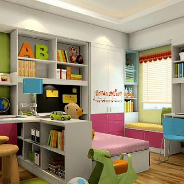 8 nasvetov kako opremiti otroško sobo