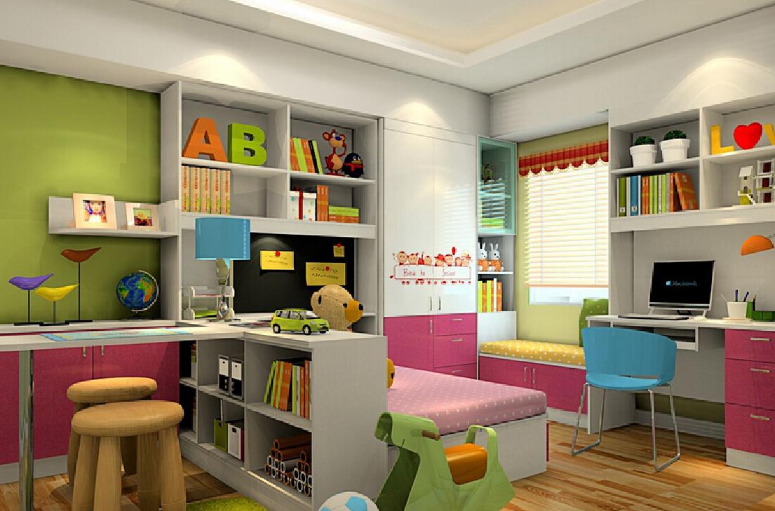 kako opremiti otroško sobo