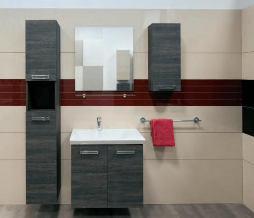 enostavni kopalniški blok