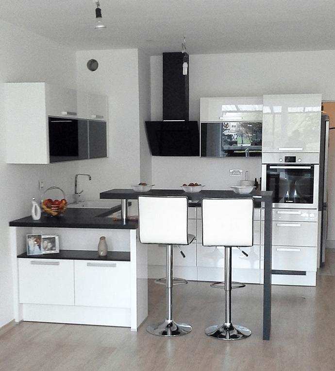 kuhinja za manjše stanovanje
