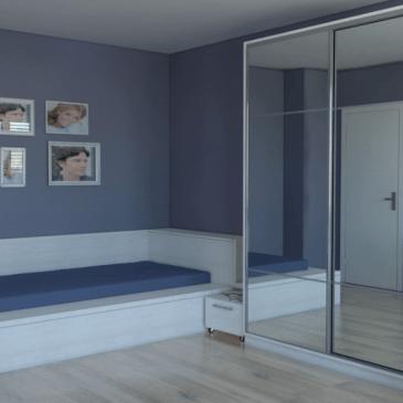 3 različni pogledi na ureditev otroške sobe