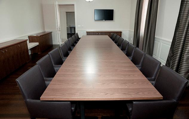 opremljanje konferenčne sobe