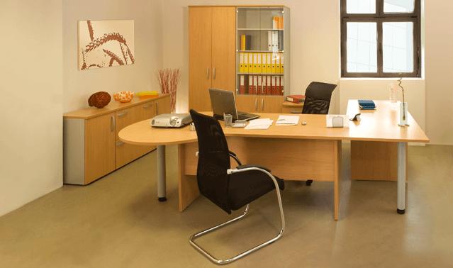 standardno pohištvo za pisarniške prostore classic
