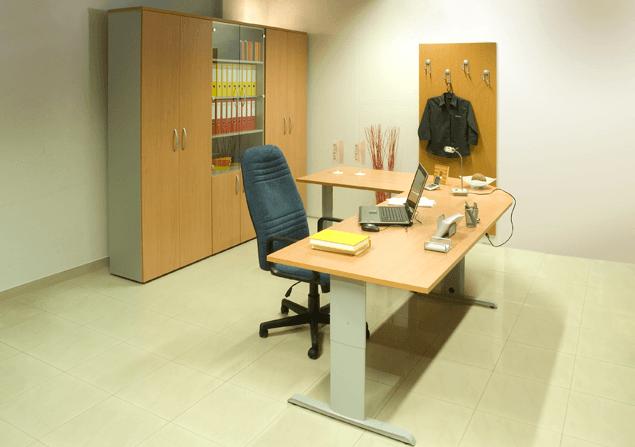 standardno pohištvo za pisarniške prostore practic