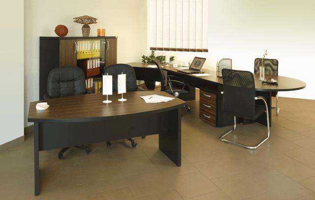 standardno pohištvo za pisarniške prostore - program Basic