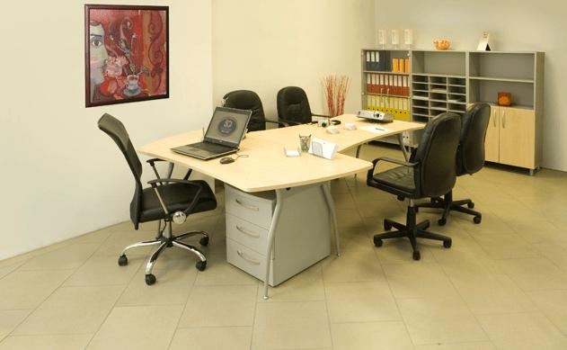 standardno pohištvo za pisarniške prostore team
