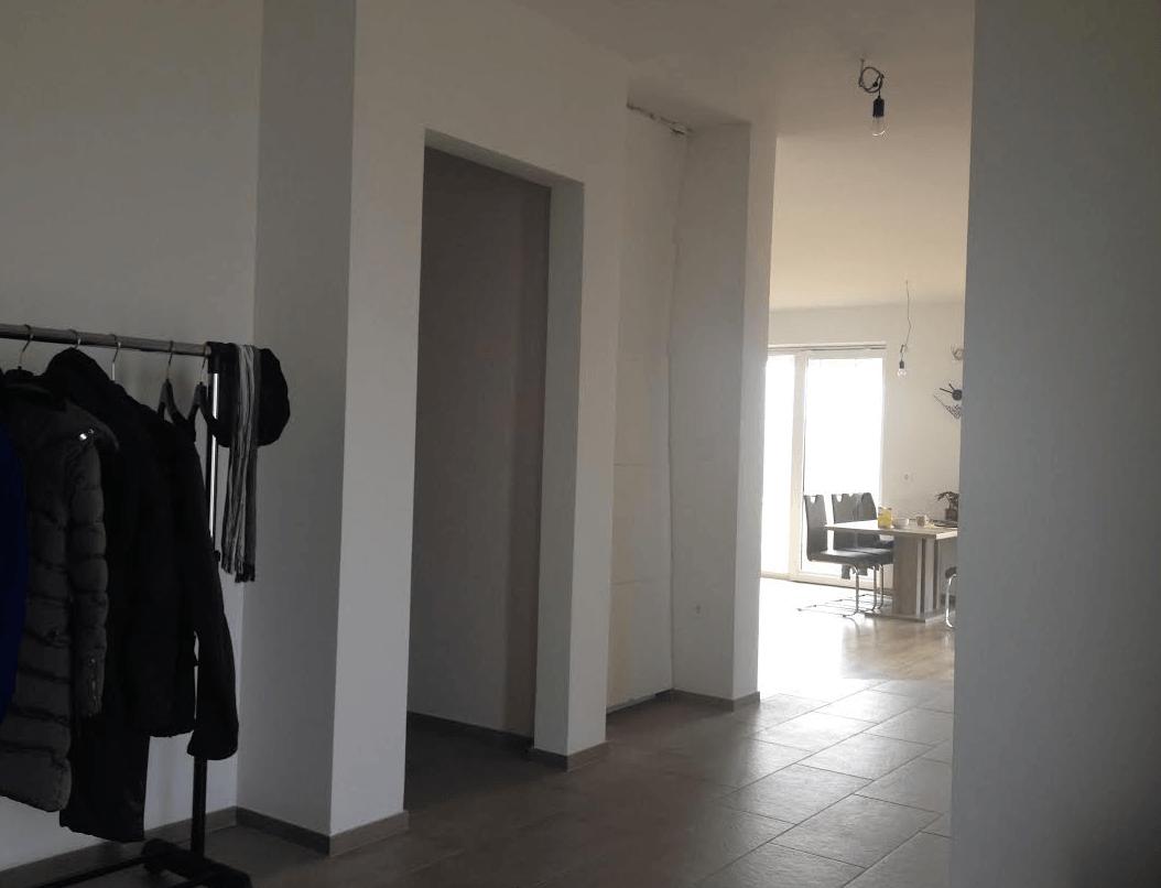 pregradna vrata za hodnik