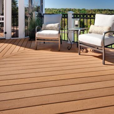 WPC deske za obdelavo tal na terasi