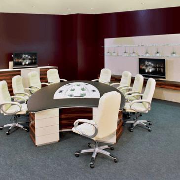 Direktorsko pisarniško pohištvo