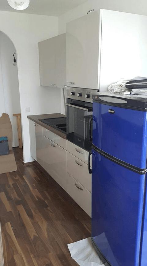 dvovrstne kuhinje za mali prostor