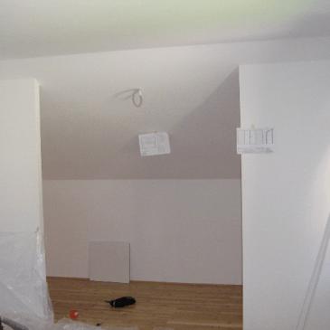 Garderobna soba po naročilu in merah prostora