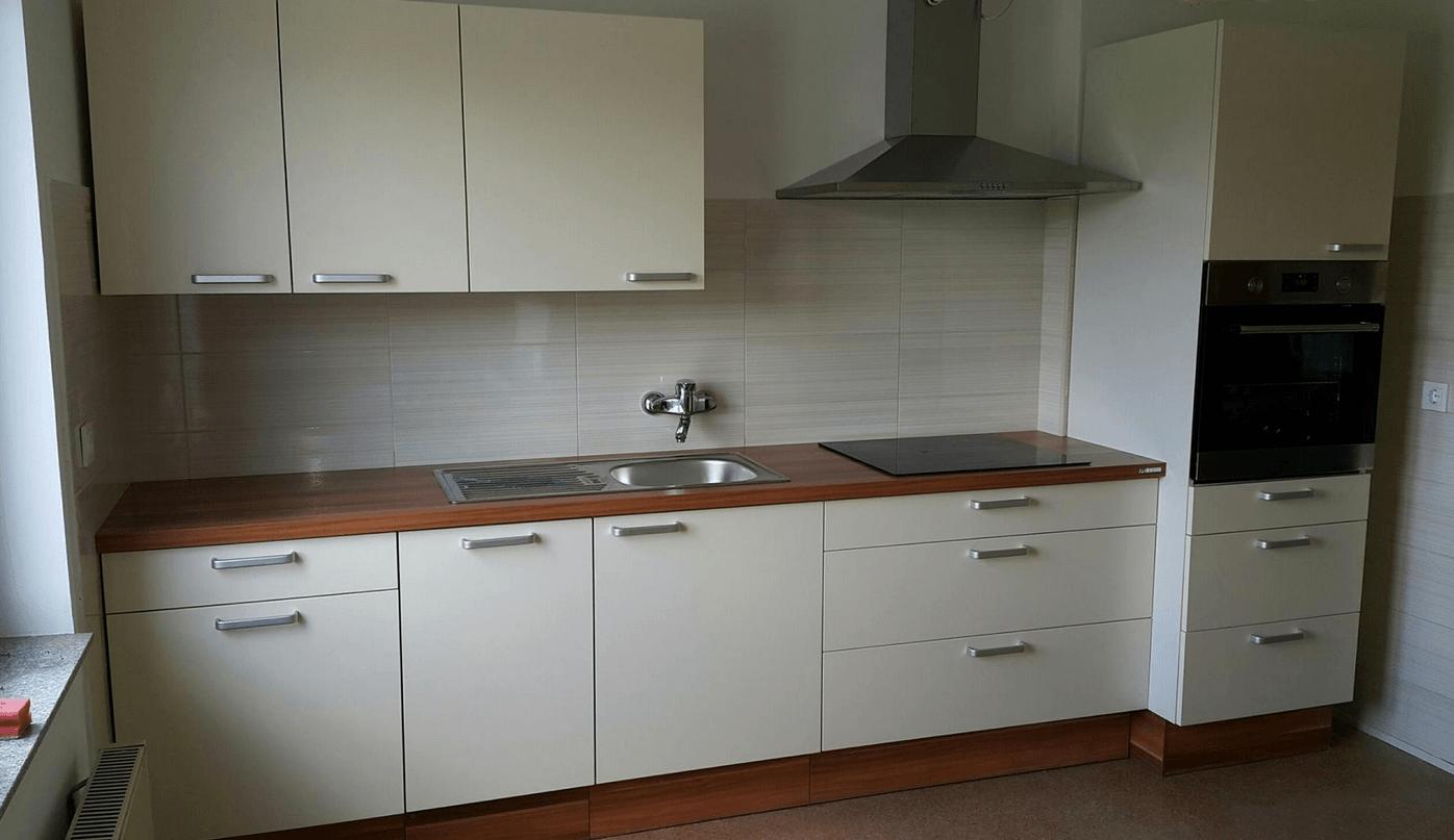 kuhinje za mali prostor