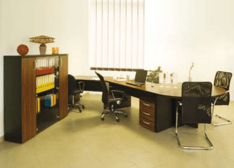 pisarniško pohištvo po meri